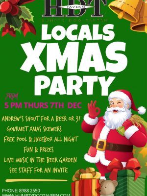 LOCALS XMAS PARTY FINAL – HDT